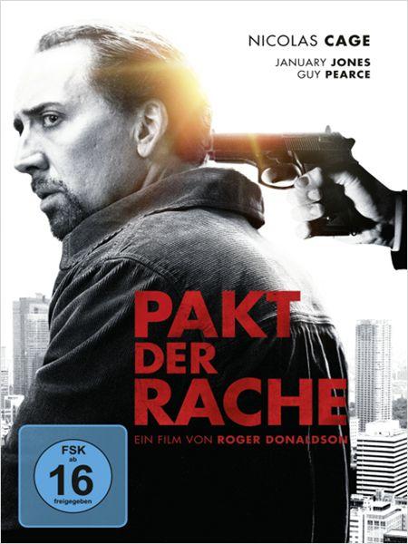 Pakt der Rache (Filmplakat)